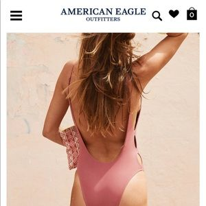 AMERICAN EAGLE ONE PIECE